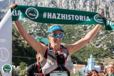 Podcast – Beth Pascall UK UTMB & Great Western State 4th Place Finisher
