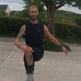 How to Cool Down with Static Stretching, by Conor Crilly
