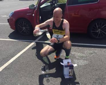 Johnny's First Sub 3 Hour Marathon