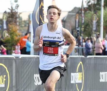 Meet the Runner – Pete Simpson