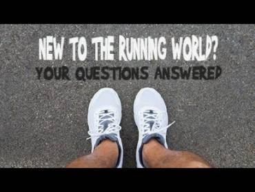 Questions New Runners Ask While Out Running