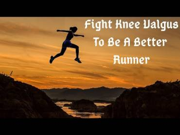 Does your knee collapse inward when running? Let's go about fixing it!