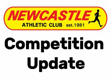 Newcastle AC 2020 Competition Update