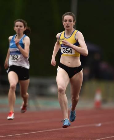 Brilliant Bronze for Rachel McCann – North Down Round-up