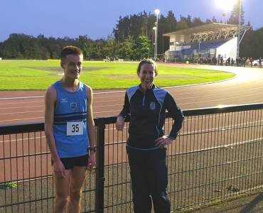 Jared and Alison Perform at 'Night of the 3000s' – Ballydrain News