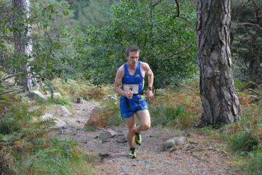 Johnston & Dickson Victorious in the Slieve Donard Classic