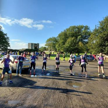 Shanes Castle, Busiest Race in Championchip Ireland Series