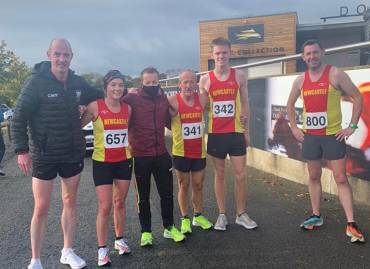 More PBs for Newcastle & District AC Athletes on the Road in this Strange Time