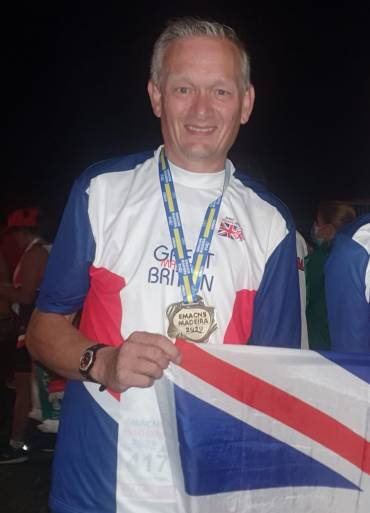Donaghadee Runner Competes at 2020 European Masters Athletic Championships