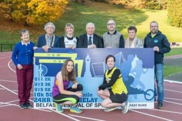 IAU Awards 2021 Gold Label Status to Belfast Runs 24 Hour Event