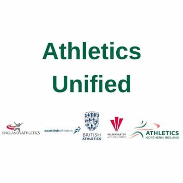 UK Athletics and Home Counties Announce New Strategy 2020 – 2032