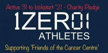 1ZER01 Athletes extend a warm welcome to 'YOU' to join us on our January '21 fundraising challenge!
