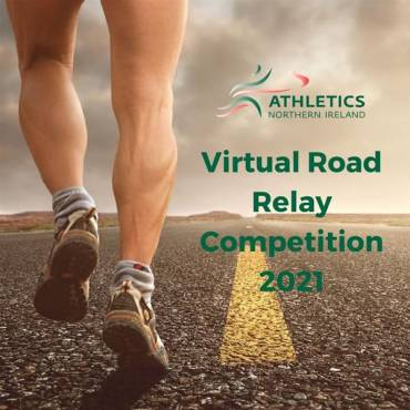 Athletics NI Virtual Road Relay Challenge 2021