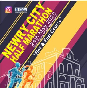 Newry City 10K and Half Marathon Cancelled