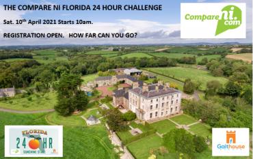 The CompareNI.com Florida 24 Hour Challenge