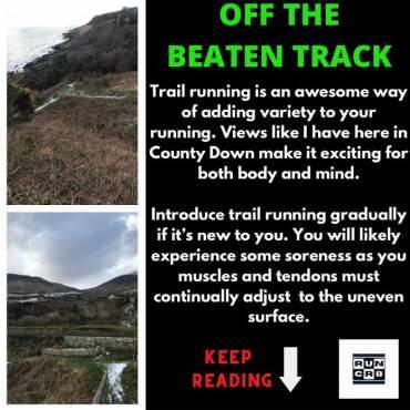 Trail Running Tips from Runcr8