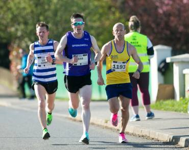 Shot in the arm for runners, as road racing returns