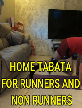 Home Tabata For Runners & Non Runners