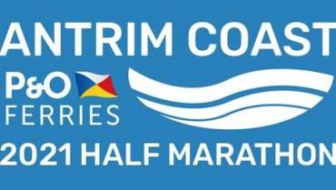 Antrim Coast Half Marathon 2021