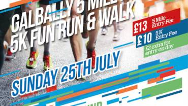 Galbally 5 Mile and 5K Event