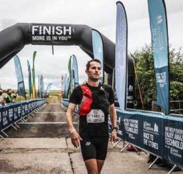 Paddy Hamilton Wins The Race To The Stones Ultra