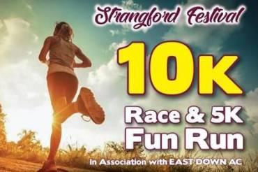 Strangford Festival 10k and 5k