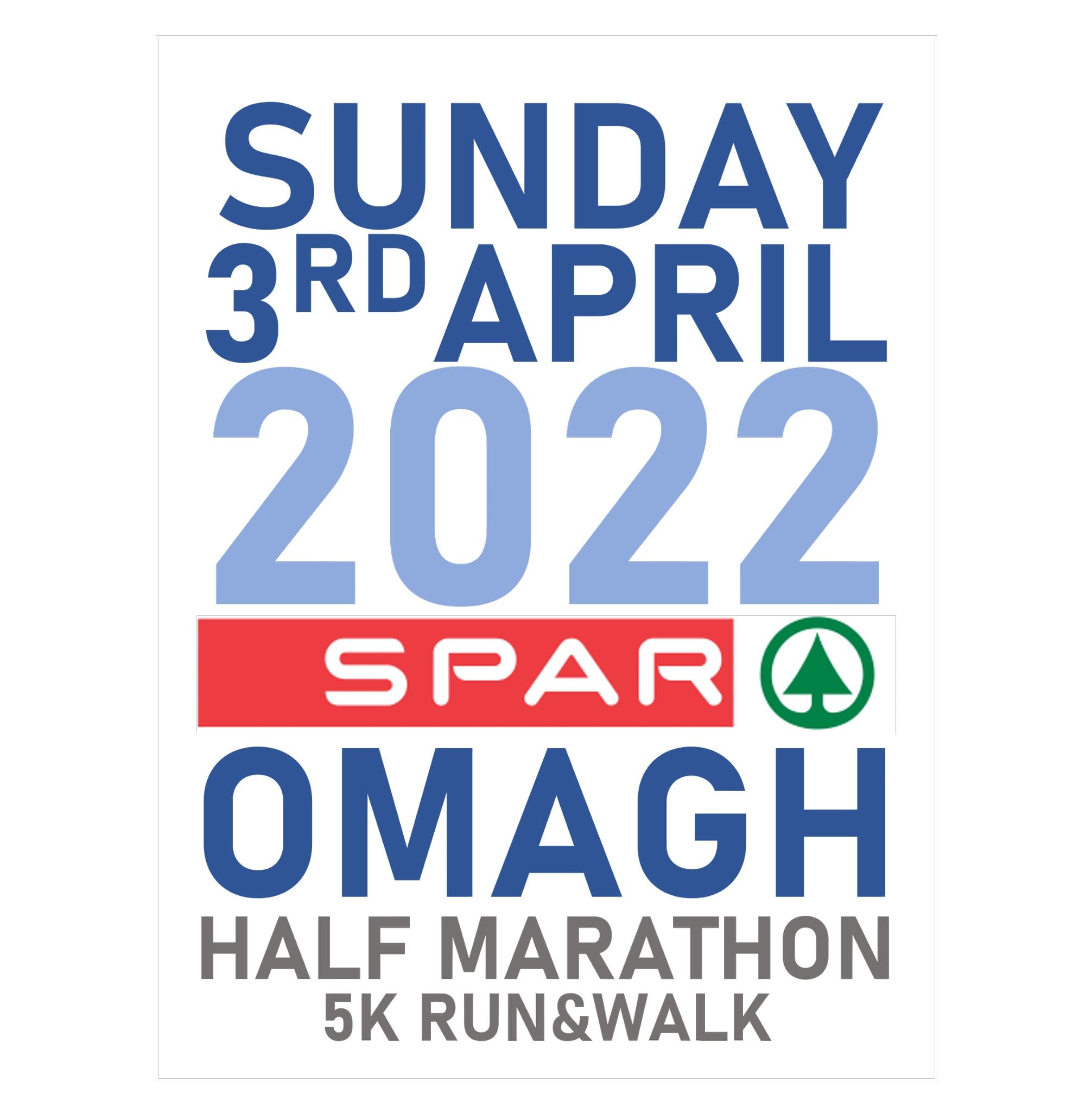Omagh Half Marathon 2022